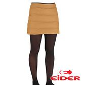 【法國EiDER】女 戶外羽毛裙 青銅 EIV3206