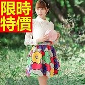 洋裝-長袖耀眼魅力獨特韓版連身裙2色59m35【巴黎精品】
