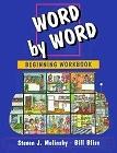 二手書博民逛書店 《WORD BY WORD BEGINNING WORKBOOK》 R2Y ISBN:0132782693│StevenJ.Molinsky