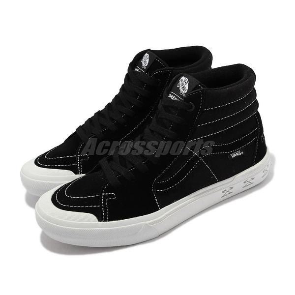 Vans Sk8-Hi Pro BMX 黑 白 斧頭 Demolition 聯名款 男鞋 【ACS】 VN0A45JV12I