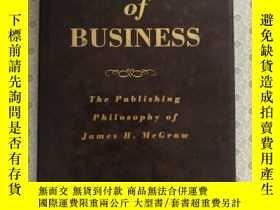 二手書博民逛書店Teacher罕見of Business The Publishing Philosophy James H. G