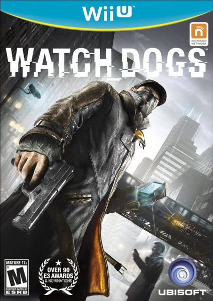 WiiU Watch Dogs 看門狗(美版代購)