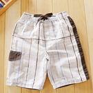 *╮小衣衫S13╭*熱夏海邊必備防沙網海灘褲  1050510