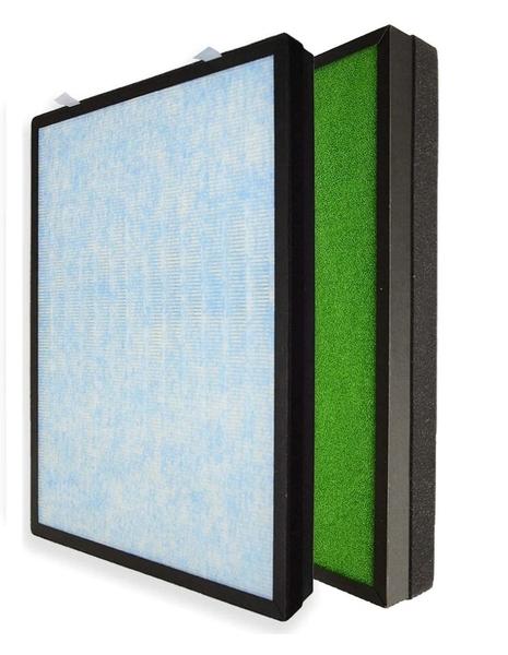 適用Haier海爾大H AP450 AP450F-01 空氣清淨機高效複合式活性碳HEPA濾網濾芯