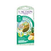 L ACTION 綠茶果萃美顏SPA組 L4112 7g+8g