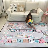 家用兒童爬行墊慢回彈寶寶游戲墊加厚嬰兒爬爬墊客廳墊子地墊 〖korea時尚記〗