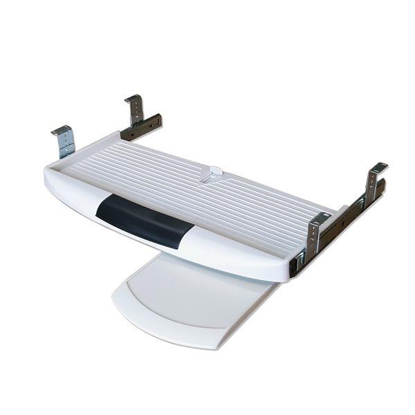 J3056 滑軌式電腦鍵盤 (有滑鼠墊架) 易利裝生活五金