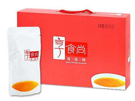 享食尚滴雞精15入 (60ml/入)+10入(45ml/入)