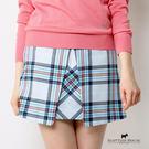 SCOTTISH HOUSE經典格紋裙 A字剪裁 顯瘦迷人 內襯為褲 穿起來自在又方便