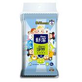 舒潔淨99抗菌濕巾10抽*3包【康是美】