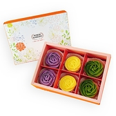 【Kiseki-Bakery】玫瑰塔禮盒(綜合)6入
