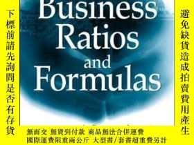 二手書博民逛書店Business罕見Ratios And FormulasY256260 Bragg, Steven M. J