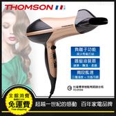免運【法國 THOMSON】TM SAD03A 負離子護髮油吹風機 專業級 吹風機 湯姆盛 髮藝業界最愛