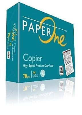 PAPER ONE 影印紙A4 70磅 500張入 已含稅【超取2包下單區】