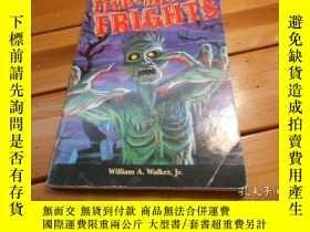 二手書博民逛書店FIVE-MINUTE罕見FRIGHTS 五分鐘的恐懼Y2047
