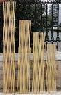 戶外小柵欄圍欄月季植物爬藤竹子花支架花園竹竿陽台伸縮竹條籬笆 樂活生活館