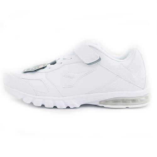 男女童 DIADORA 全白魔鬼氈 慢跑鞋 運動鞋 休閒鞋 學生鞋 氣墊鞋 小白鞋 59鞋廊