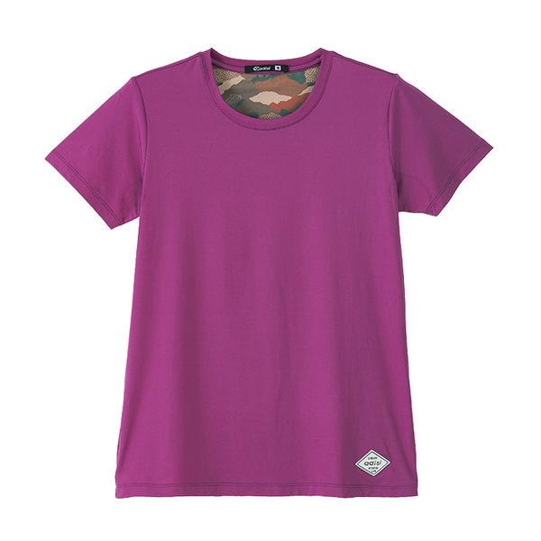 ADISI 女短袖鋅纖維消臭速乾上衣AL1911029 (M-2XL) / 城市綠洲 (抗菌、抗UV、透氣快乾、Richy紗)