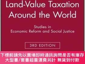 二手書博民逛書店預訂Studies罕見In Economic Reform And Social Justice: Land-Va