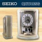 CASIO 手錶專賣店 SEIKO 精工掛鬧鐘 QHW465G/QHW465 施華洛世奇水晶 典雅瑪瑙精製座鐘