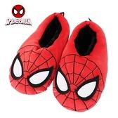 【SAS】日本限定 漫威系列 復仇者聯盟 蜘蛛人 室內拖鞋 / 居家拖鞋