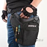 腿包腰包多功能戰術腰包腿包戶外軍迷包腰包戰術包腰腿包掛包電工工具包(男主爵)
