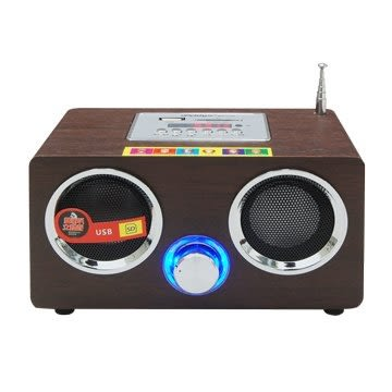 Dennys 鼎鋒 WS-230日系HI-FI音質木製音響