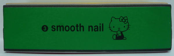 【震撼精品百貨】Hello Kitty 凱蒂貓~修指甲磨指甲挫條磨甲器搓甲刀修甲片拋光器『多功能長方形』