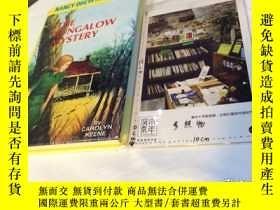 二手書博民逛書店英文原版罕見the Bungalow mysteryY18182