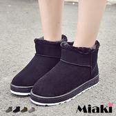 雪靴寒流聖品厚底保暖休閒包鞋短靴