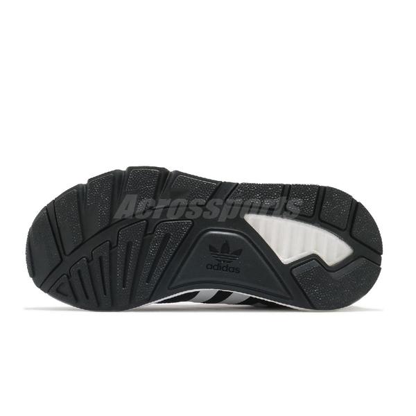 adidas 休閒鞋 ZX 1K Boost W 黑 粉 白 女鞋 舒適 網布 透氣 運動鞋 【ACS】 FX6872