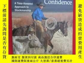 二手書博民逛書店Cow-Horse罕見Confidence: A Time-Ho