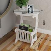 床頭櫃 簡約現代客廳儲物小櫃子宿舍臥室居家簡易仿實木