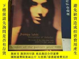 二手書博民逛書店Interpreter罕見of Maladies (Winner