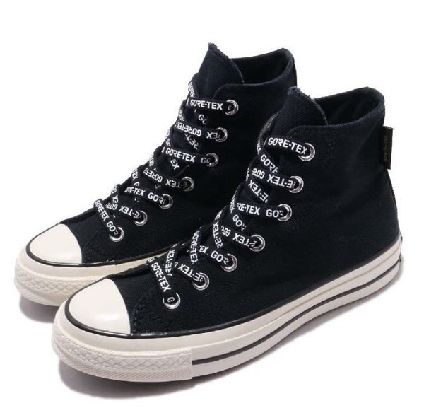 Converse 高筒休閒鞋 中性鞋 帆布鞋 ALL STAR 黑色  NO.163343C