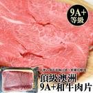 【海肉管家-全省免運】金鑽級澳洲M9+等级和牛肉片X2包(200g±10%/包)