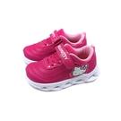Hello Kitty 凱蒂貓 休閒運動鞋 童鞋 桃紅 720963 no833