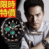 運動手錶-防水焦點戶外電子錶2色61ab16[時尚巴黎]