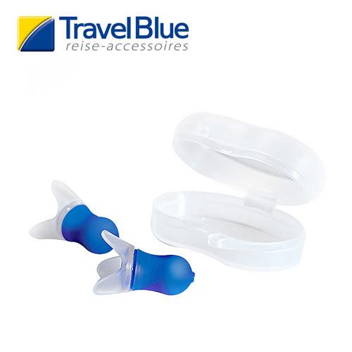 英國 Travel Blue 藍旅 FlightMate 減壓耳塞 TB491 (減緩坐飛機耳朵痛 耳鳴症狀) 可水洗 / 附收納盒