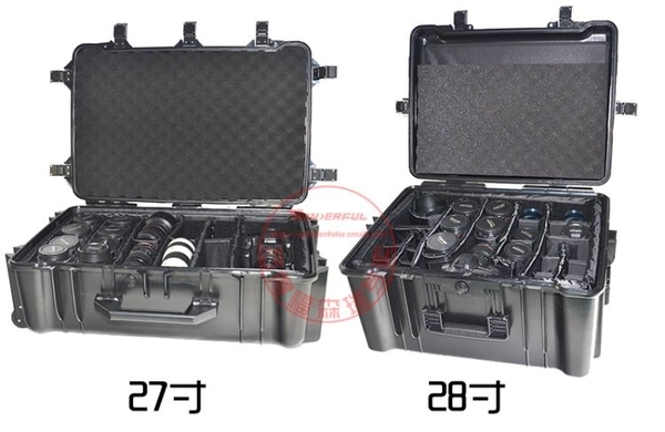 萬得福PC-5622安全箱單反相機拉桿箱攝影器材萬德福防潮干燥登機 NMS小明同學