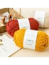 手編自織圍巾線粗線毛線團