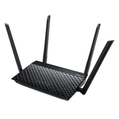 [富廉網] ASUS 華碩 RT-N600P N600雙頻WiFi 無線Gigabit 路由器