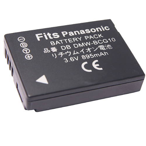 Kamera Panasonic DMW-BCG10 高品質鋰電池 ZS1 ZS3 ZS5 ZR1 ZR3 ZX1 ZX3 ZS7 ZX7 ZS10 ZS20 保固1年 DMW-BCG10E BCG10