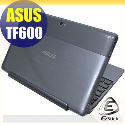 【EZstick】ASUS VivoTab TF600 TF600T 系列專用 二代透氣機身保護貼(平板機身)DIY 包膜