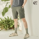 ADISI 男supplex平紋彈性透氣快乾休閒短褲AP2111087 (M-2XL) / 防曬 吸濕 速乾 輕薄 休閒褲