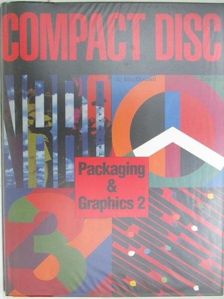 【書寶二手書T5/設計_DR1】Compact Disc Packaging & Graphics 2