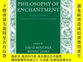 二手書博民逛書店The罕見Philosophy Of Enchantment: Studies In Folktale Cultu