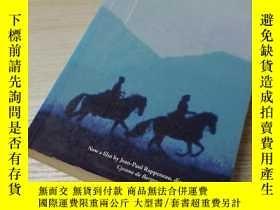 二手書博民逛書店英文原版:The罕見Horseman on the roof 屋頂上的騎士Y312914 如圖 如圖