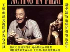 二手書博民逛書店Acting罕見In Film-電影表演Y436638 Michael Caine Applause, 200