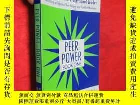 二手書博民逛書店Peer罕見Power, Book One: Strategie